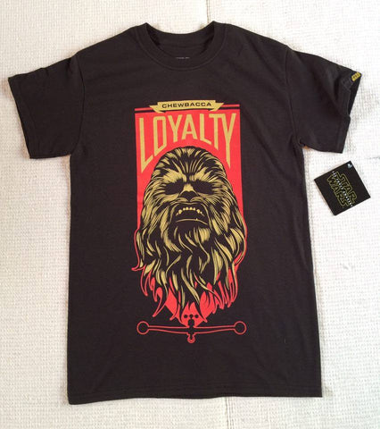 Playera de Chewbacca
