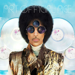 Prince ♦ Art Official Age (2LP)