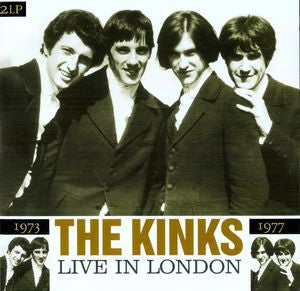 The Kinks ♦ Live in London 1973/ 1977 (2LP)