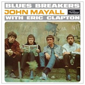 John Mayall ♦ Bluesbreakers with Eric Clapton