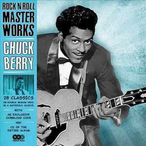 Chuck Berry ♦ Rock 'N Roll Masterworks (3LP)