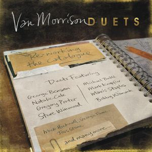 Van Morrison ♦ Duets: Re-Working the Catalogue (Gatefold LP Jacket, 2LP)