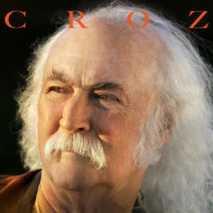 David Crosby ♦ Croz (10-Inch Vinyl Single, Colored Vinyl)