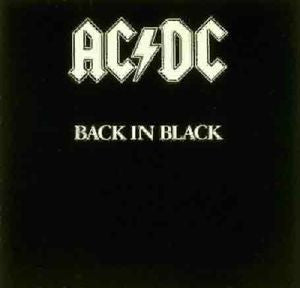 AC/DC ♦ Back in Black (Remastered)