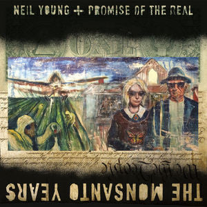 Neil Young ♦ Monsanto Years (2LP)