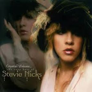 Stevie Nicks ♦ Crystal Visions (Clear Vinyl, Limited Edition)