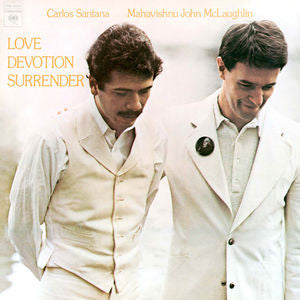 Carlos Santana ♦ Love Devotion Surrender (Limited Edition, 180 Gram Vinyl)