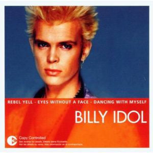 Billy Idol ♦ Essential [Import]