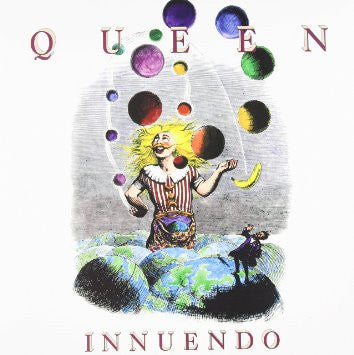Queen ♦ Innuendo (180 Gram Vinyl, Collector's Edition, Reissue)