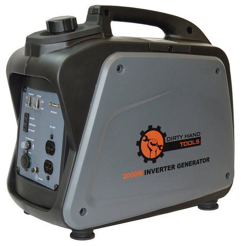2000W Digital Inverter Generator