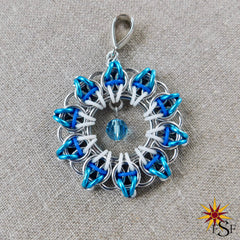 Celtic Wreath Pendant