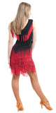 """Dellagio"" Latin Dance Dress - DanceLuxe Boutique"