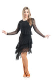 """Avenue"" Latin Dance Dress - DanceLuxe Boutique"