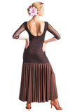 """La Perla"" Ballroom Dance Dress"