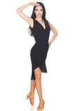"""Julieta"" Latin Dance Dress - DanceLuxe Boutique"
