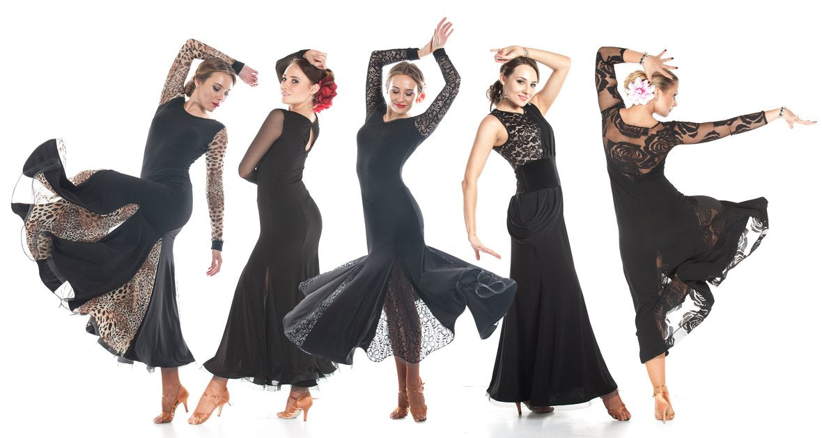 ballroom dance wear collection