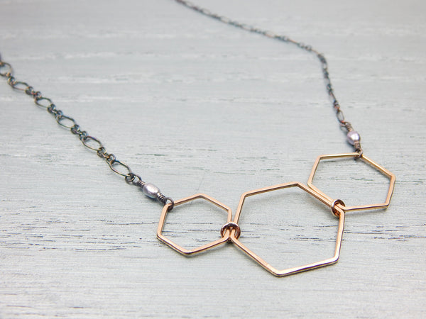 Aine 14k Gold Filled Necklace