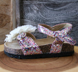 SALE - The Ellie Birk in Glitter - Toddler Size