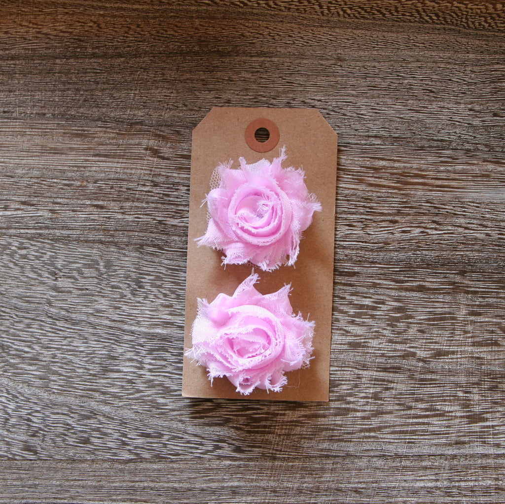 Mini Shabby Rose in Pink