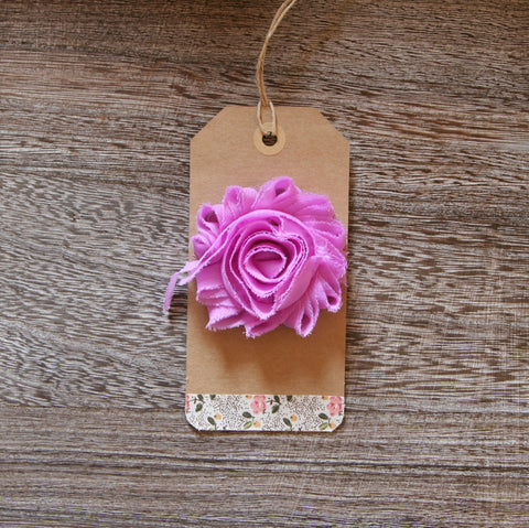 Shabby Rose in Lilac
