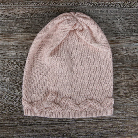 Isabelle Hat in Pink - Infant Size