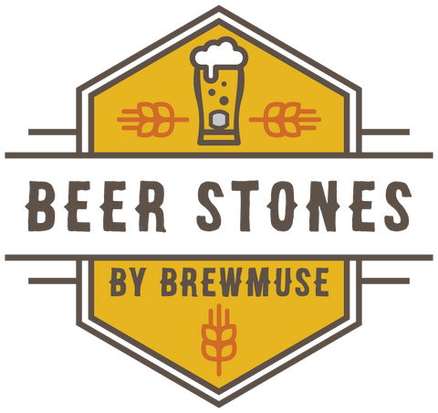 New Logo for Beer Stones