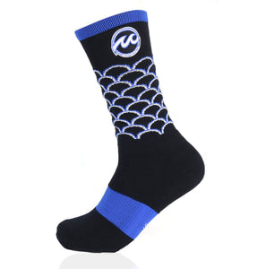 Minnesota WhiteCap Crew Socks