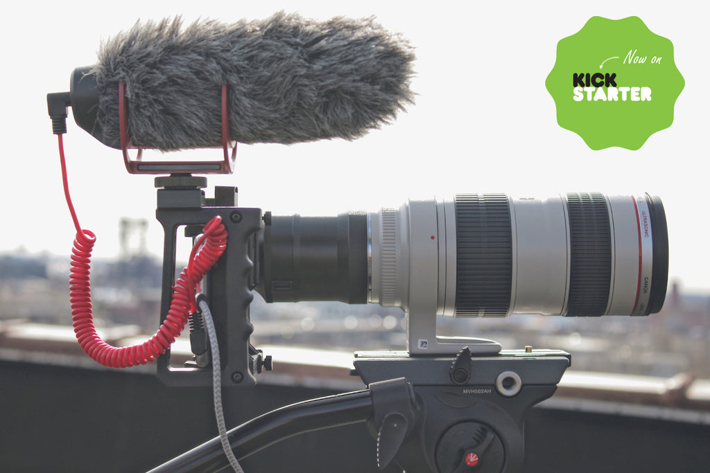 The DOF MK2, Anamorphic Lens and BeastRail are Now on Kickstarter!