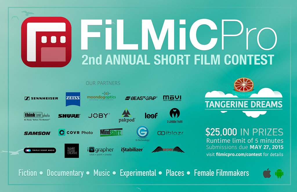 The FiLMiC Short Film Contest Is Back!
