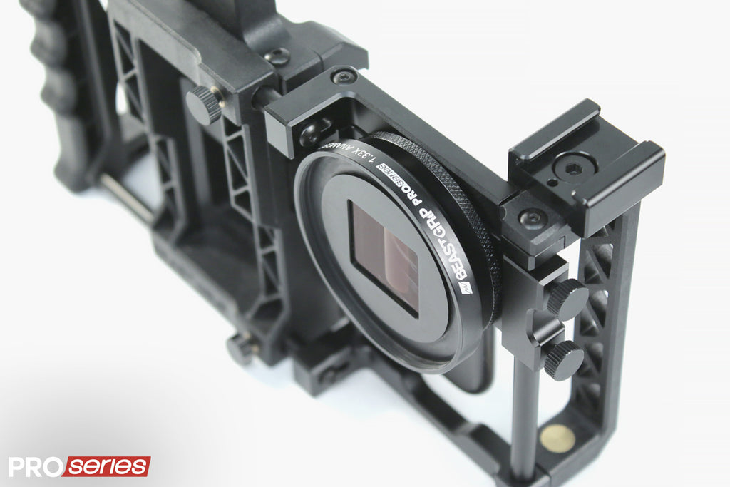 Sample Video of the Upcoming Beastgrip Pro Series 1.33X Anamorphic Lens
