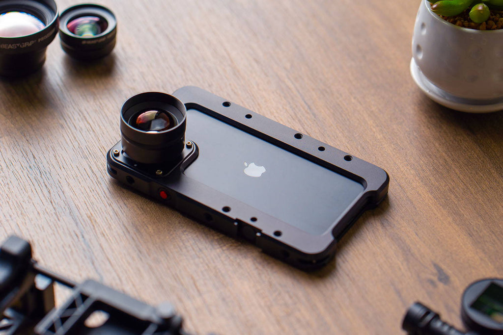 The All-new Beastgrip iPhone SE Collection
