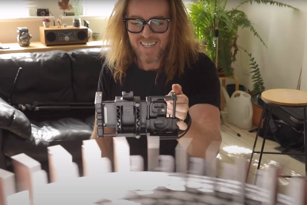 Leaving LA by Tim Minchin and Tee Ken Ng. #shotoniphone with Beastgrip Pro