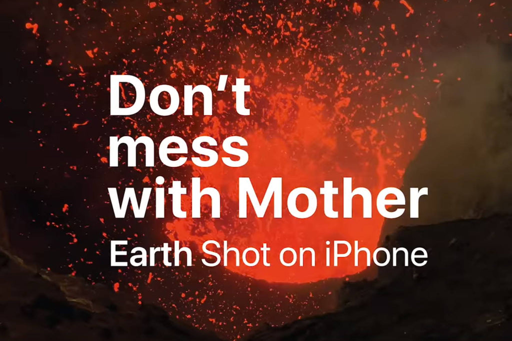 Shot on iPhone XS — Don't mess with Mother — Apple.