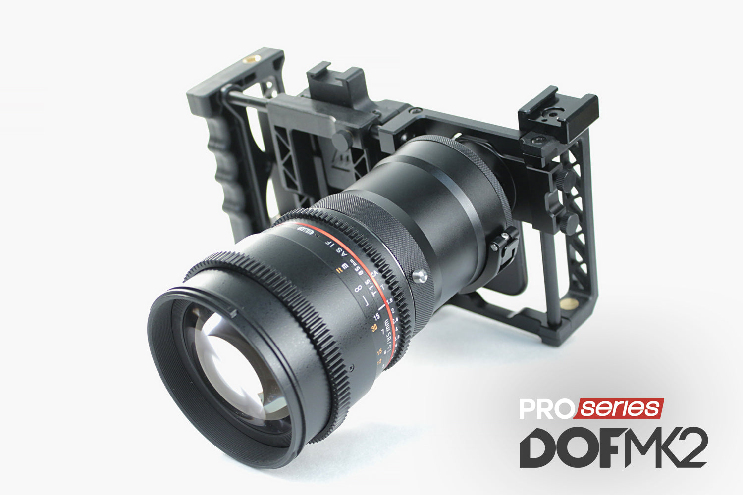 Beastgrip DOF mk2 pro series depth of field 35mm adapter
