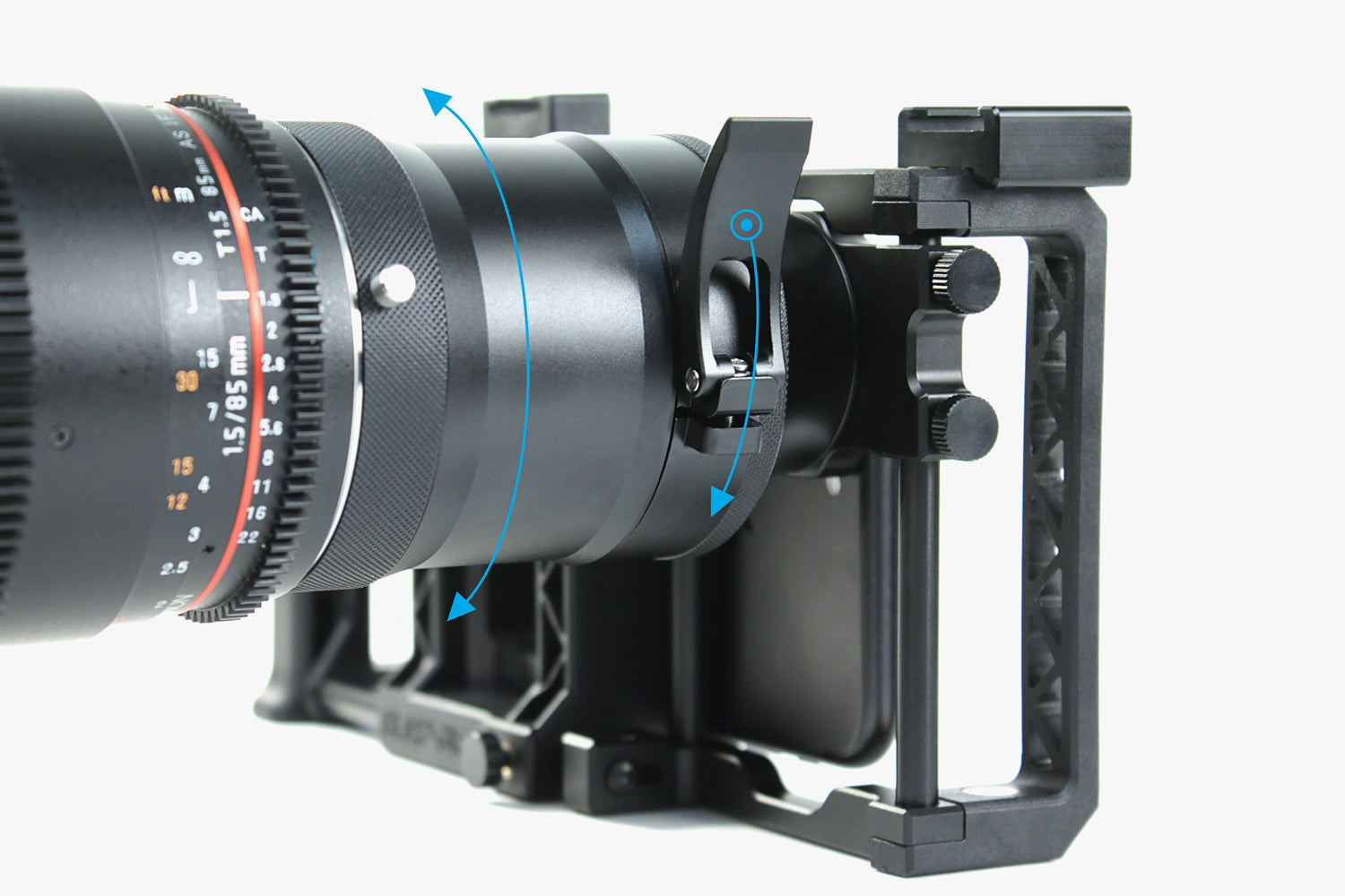 Beastgrip DOF mk2 Depth of field adapter for iPhone