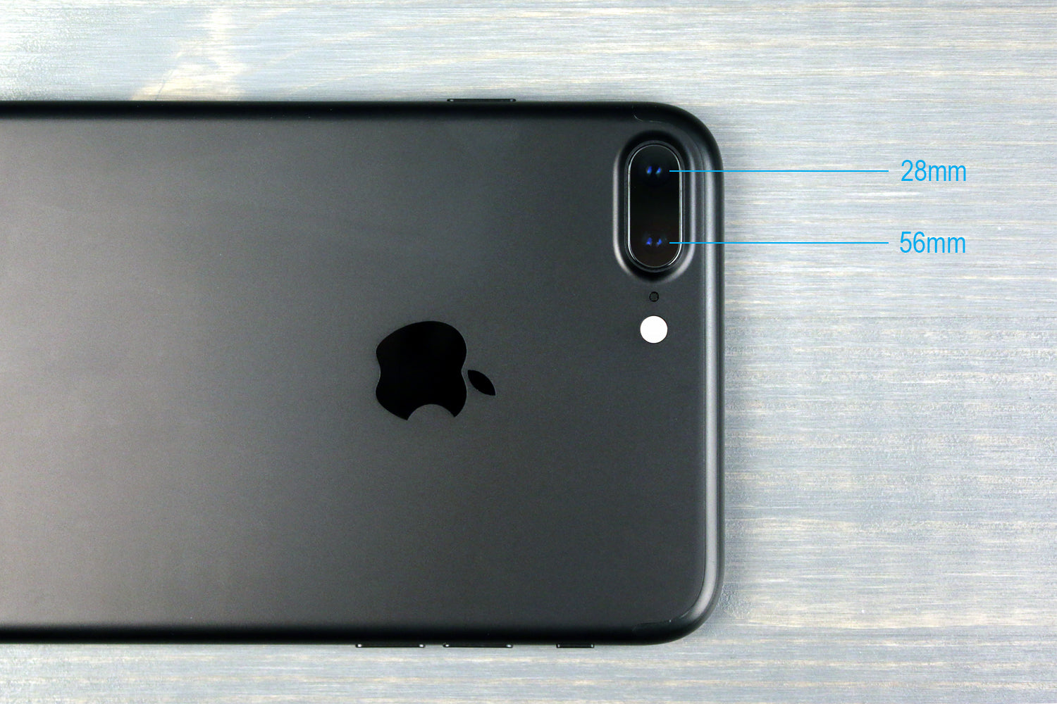 quality design 3f858 608be iPhone 7 and 7 Plus Camera Lens Position and Compatibility with ...