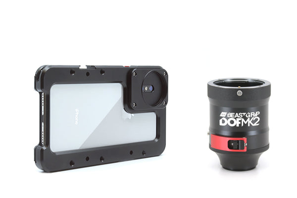 Beastcage for iPhone + DOF Adapter MK2 Bundle