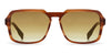 CUT TWENTY BRUSHED TORT / BROWN GRAD
