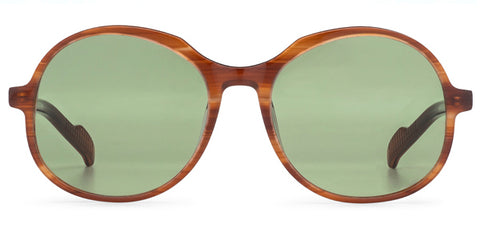 CUT TWENTY-SEVEN BRUSHED TORT / GREEN