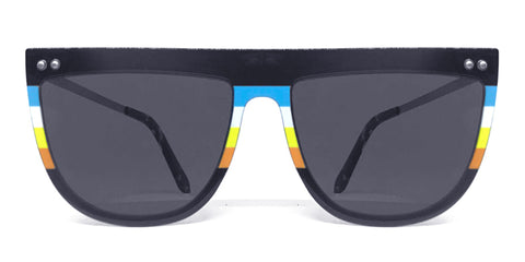 ECHO BEACH BLACK / MIDDLE RAINBOW / BLACK