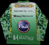 ACM Tournament Shirt Green Camo