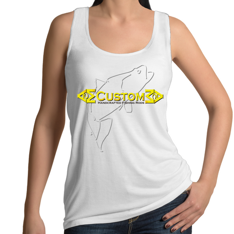 ACM Barra Logo Singlet Ladies