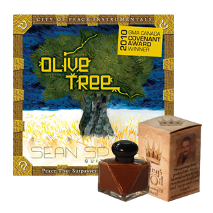 Olive Tree (CD) + The King's Oil Bundle