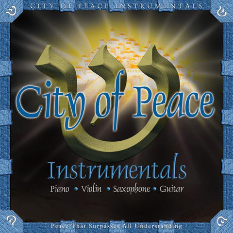 City of Peace Instrumentals