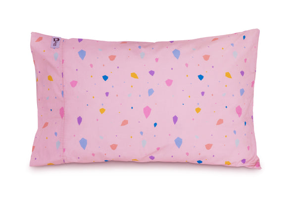 DIAMOND PILLOWCASE