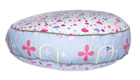 SEA OF MUSHROOM FLOOR CUSHION