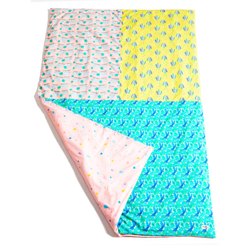 AMAZON LOVE QUILT COVER