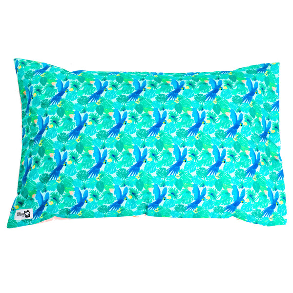 MACAW PILLOWCASE