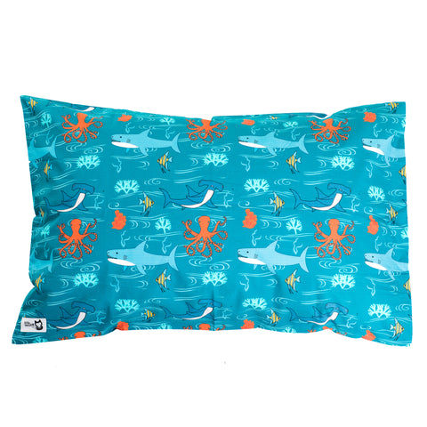 OCEAN LIFE PILLOWCASE