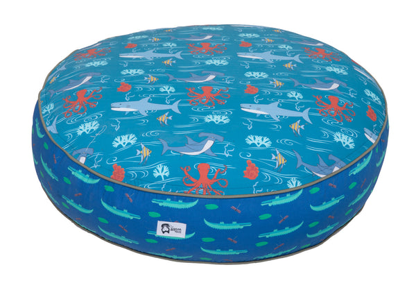 UNDER THE SEA FLOOR CUSHION